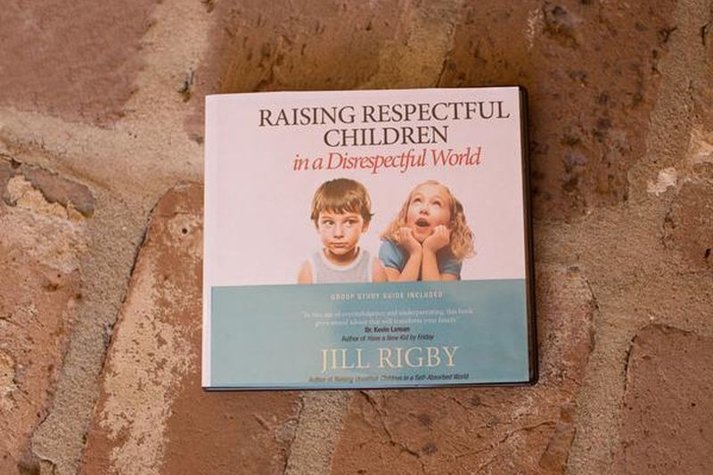 Raising Respectful Children in a Disrespectful World - Audio Book