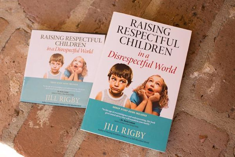 Raising Respectful Children in a Disrespectful World - Set
